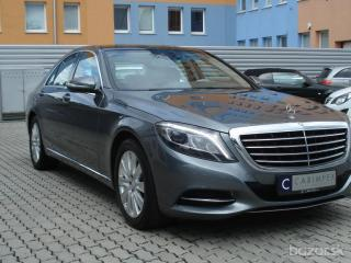 Mercedes-Benz S trieda Sedan S350 CDI Bluetec 190kW A7, 4Matic 4d (2015)