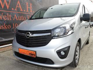 Opel Vivaro Combi 1.6 CDTI BiTurbo 140k L1H1 Business Start/Stop