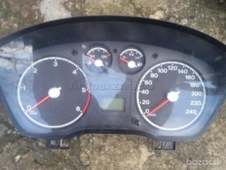 ford focus 1.6tdci 80kw budiky
