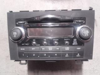 Honda CRV (RE) r.06-12 autoradio s CD meničom