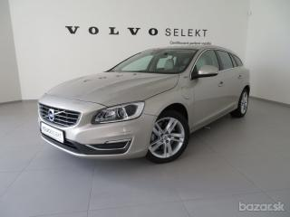 VOLVO V60 D5 2.4L TWIN ENGINE SUMMUM GEARTRONIC odpočet DPH