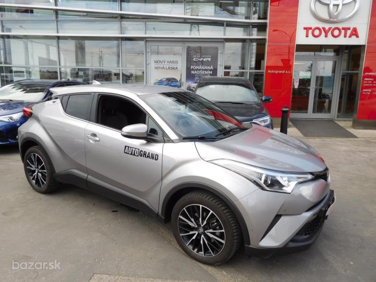 Toyota C-HR  C-HR 1.2 TURBO EXECUTIVE LED FWD