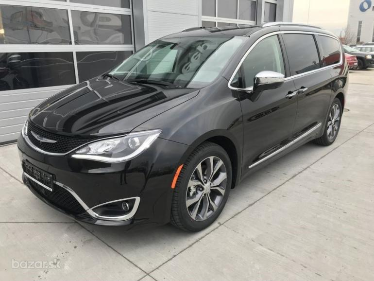 CHRYSLER Chrysler Pacifica 3.6 Limited Platinum