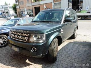 Land Rover Discovery 3.0 TDV6 HSE