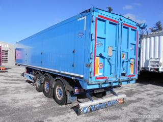 Bodex KIS 3 WA 55m3, 6500Kg, 2014 TOP