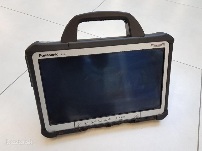 PANASONIC TOUGHBOOK TABLET CF-D1 AUTODIAGNOSTIKA