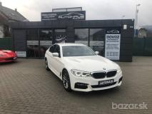 BMW Rad 5 520d xDrive 190k