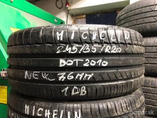 R20 245/35 Michelin 1x7.6MM NEW 1kus