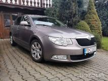 Škoda Superb 1.6 TDI CR DPF Elegance