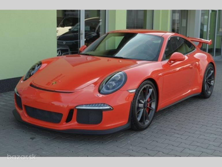 Porsche 911 GT3 ClubSport+LIFT+LED+CHRONO+