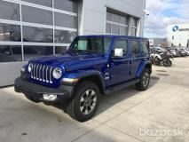 JEEP Wrangler Unlimited 2.2 CRD AWD SAHARA