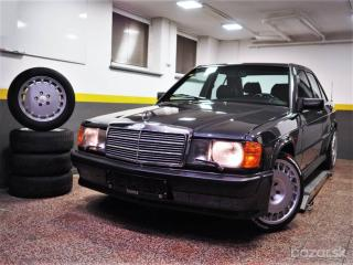 Mercedes-Benz 190 W201 190E 2.3-16V COSWORTH 136kW M5 YOUNGTIMMER
