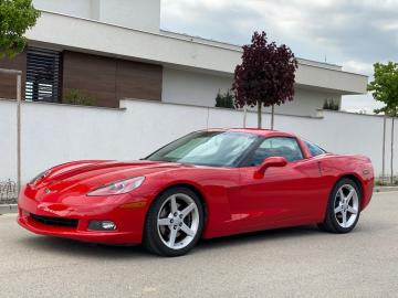 Chevrolet Corvette Convertible 6.0 I V8 A/T