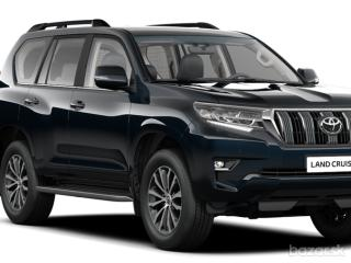 Toyota Land Cruiser 2.8D-4D, 6A/T - Active Trend s Family Paket