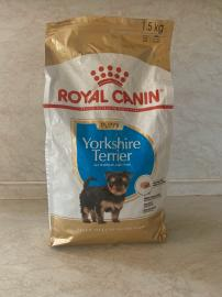 Royal Canin puppy Yorkshire Terrier 1,5kg