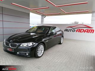 BMW 530d xDrive 3.0d 190kW Luxury 4x4