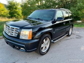 Cadillac Escalade 6.0L V8 supercharger