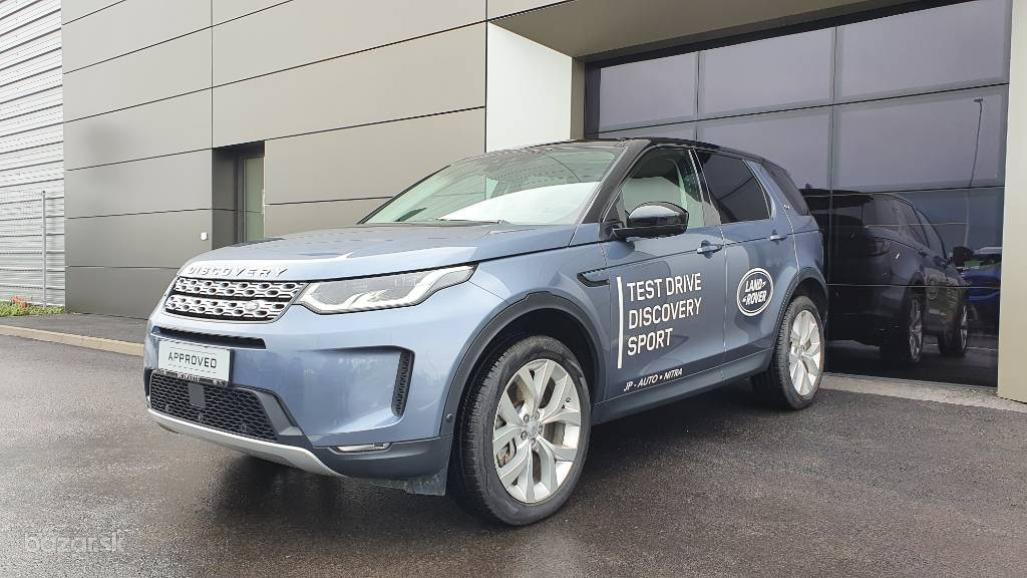Land Rover Discovery Sport 2.0L SD4 240k SE AT