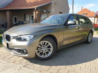 BMW Rad 3 Touring 318d  Advantage A/T