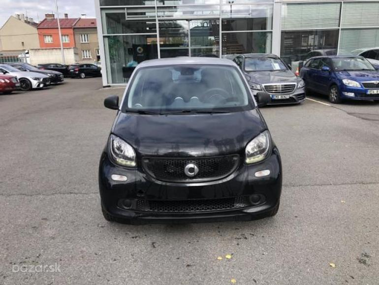 Smart Forfour 52 kW