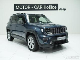 JEEP Renegade 1.3 Turbo 190k A6 PHEV Limited