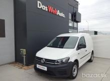 VW Caddy 4 Dodavka BASIS 2,0L TDI EU6 2