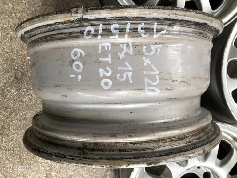 ALU 15 BMW ORIGINAL 5x120 7x15 ET20 4ks (ID:1002720)