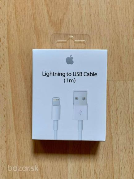 Apple Lightning kabel 1m