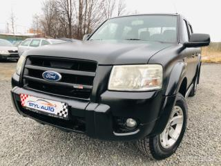 Ford Ranger 2.5 TDCi Double Cab LIMITED 4x4