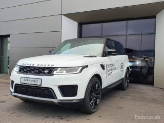 Land Rover Range Rover Sport 3.0D I6 MHEV SE AWD A/T