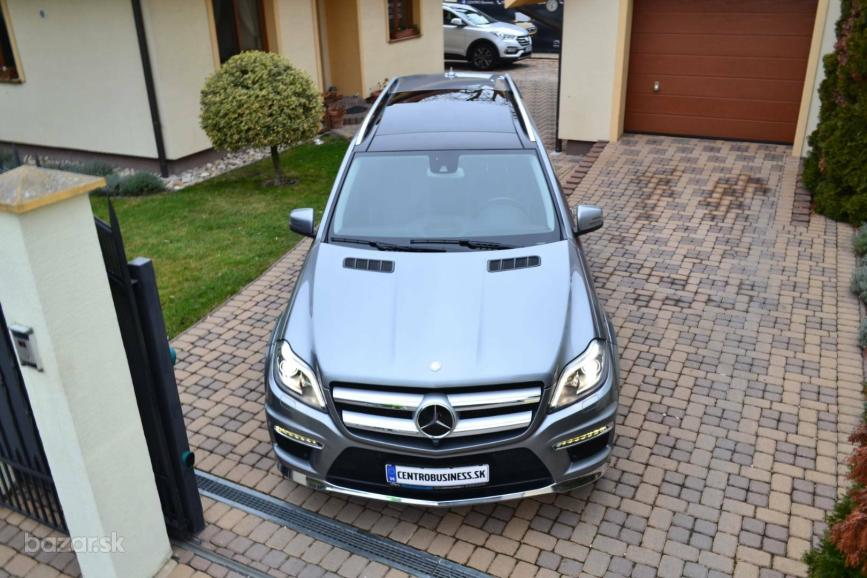Mercedes-Benz GL 350 CDI BlueTEC 4matic