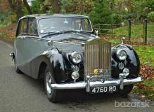 Rolls Royce 1958   SILVER WRAITH HOOPER EMPRESS TOURING LIMOUSINE