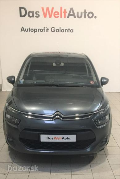 Citroën C4 Picasso eHDi 115 Exclusive