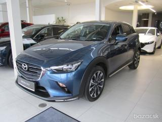 Mazda CX-3 Skyactiv-G121 AT Revolution