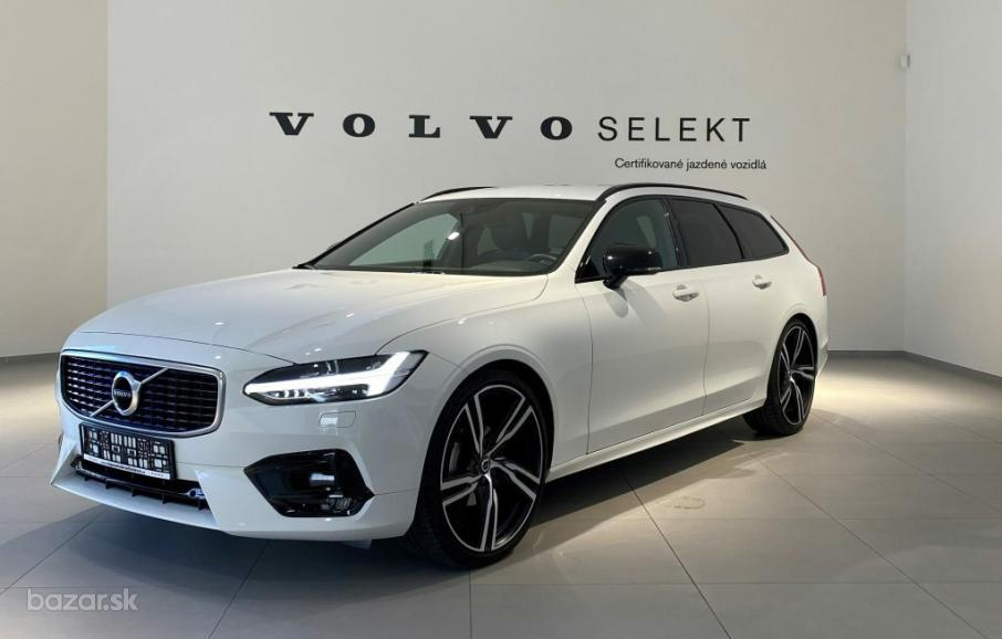 Volvo V90 D3 150PS AT8 R-Design