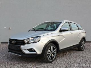 Lada Vesta SW Cross 1.6 16V MPI 102k Ice
