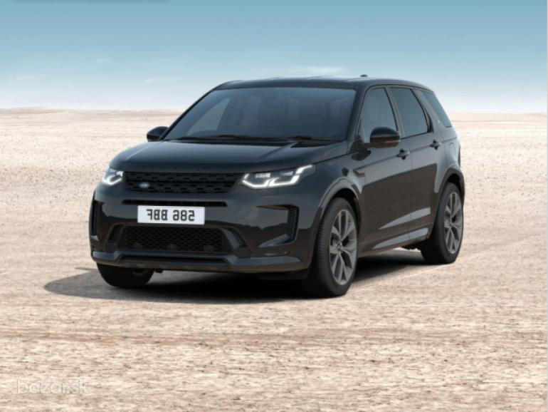 Land Rover Discovery Sport D200 R-DYNAMIC SE AWD AUT