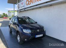 Dacia DUSTER Comfort TCe 96 kW/130 k S and S