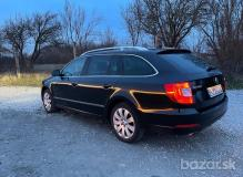 Škoda Superb Combi 2.0 TDI CR Business DSG