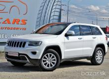 Jeep Grand Cherokee 3,0d 184kW