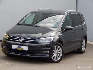 Volkswagen Touran LED ACC 2.0 TDI HIGHLINE