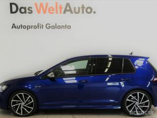 VW Golf R 2.0 TSI 4MOT DS6 BMT