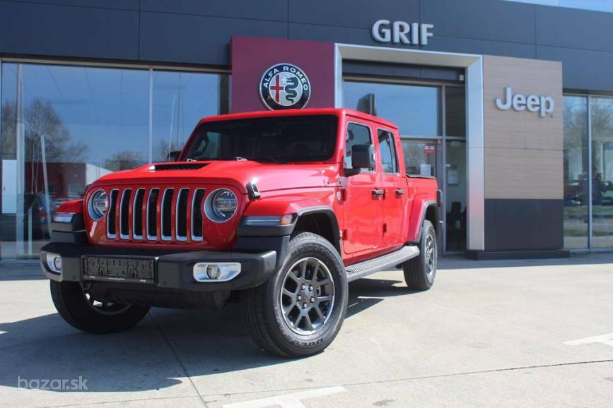 Jeep Gladiator 3.0 CRD Overland 4WD A/T