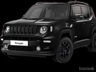 Jeep Renegade 1.3 Turbo 150 k Night Eagle AT6