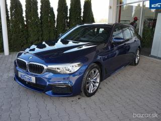 BMW 530d Touring Xdrive 195kW AT8