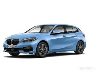 BMW Rad 1 118d Hatch Sport Line