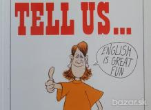 Tell me... Tell us...-Barrie Robinson