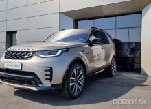 Land Rover Discovery 3.0 I6 D250 MHEV R-Dynamic SE AWD A/T