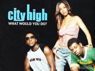 City High - What Would You Do? / CD Singel