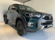 Toyota Hilux 2.8L Diesel - 6 AT Invincible Green